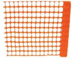 Barrier Fencing Orange