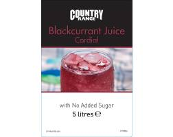 Sugar Free Blackcurrant Cordial