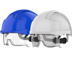 JSP EVO VISTAlens Safety Helmet