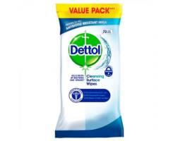 Antibac Dettol Wipes