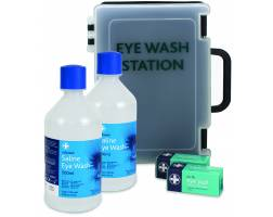 DELUXE EYE WASH STATION