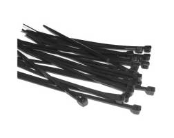 Black Cable Ties - 300mm