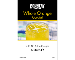 Sugar Free Orange Cordial